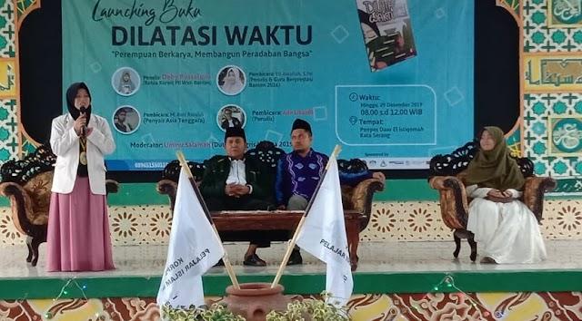 PII Wati Banten Bedah Buku: Tokoh Perempuan Kuat
