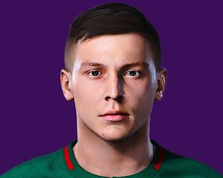 PES 2020 Faces Rifat Zhemaletdinov