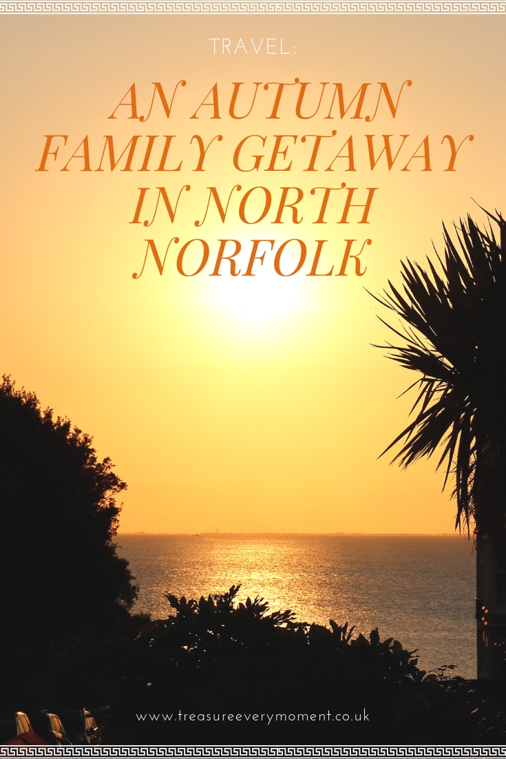 TRAVEL: An Autumn Family Getaway in North Norfolk