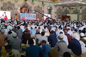 Anies Baswedan Attends Hafidz Al-Quran Graduation Ceremony