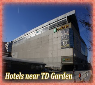 Hotels Near Td Garden Boston