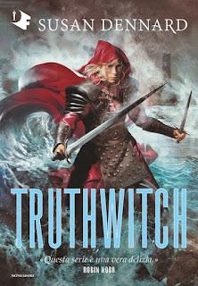 Truthwitch di Susan Dennard recensione www.libriandlego.blogspot.com