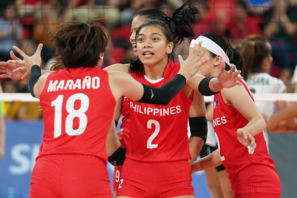 LIVESTREAM: Philippines vs Indonesia SEA Games 2019 women's volleyball bronze medal match