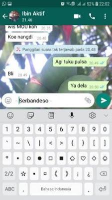Cara Mengubah Gaya Tulisan WhatsApp Mudah dan Menarik