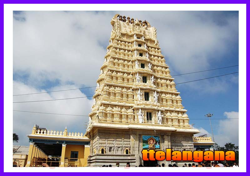 Chamundeshwari Temple Karnataka Full Details
