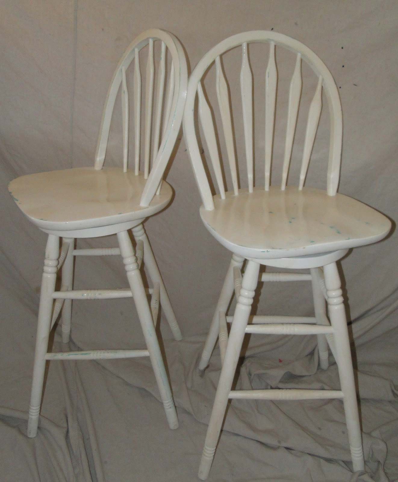 Astounding Ms Funky Junk Shabby Chic Bar Stools 35 Machost Co Dining Chair Design Ideas Machostcouk