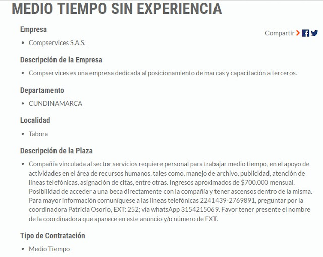 Compservices Sas una estafa en colombia multinivel