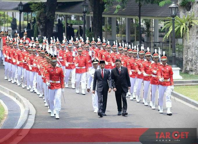 Presiden Jokowi Lantik Wakil Gubernur Bengkulu