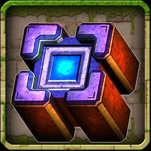 apkmoob: Ancient Cubes Android v1.0 Full Apk