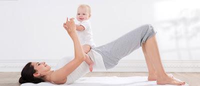 Realizar ejercicios en el postparto con bebés