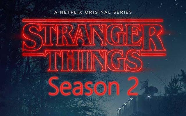 Stranger Things Temporada 2 / Promocional
