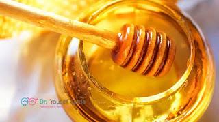 العسل الابيض و فوائده لعلاج البقع البيضاء