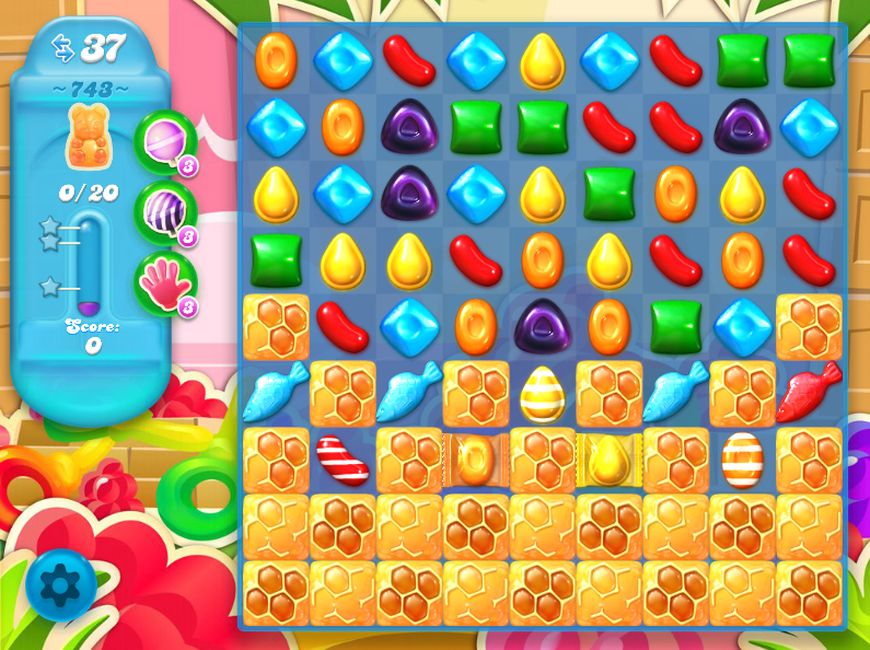 Candy Crush Soda 743