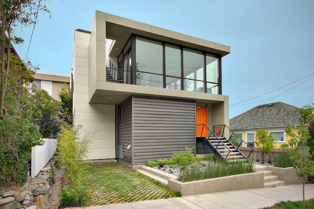 Contoh gambar rumah minimalis modern dalam gaya dan biaya murah untuk inspirasi anda