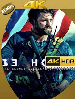13 Horas Los Soldados Secretos de Bengasi (2016)4K REMUX 2160p UHD [HDR] Latino [GoogleDrive]
