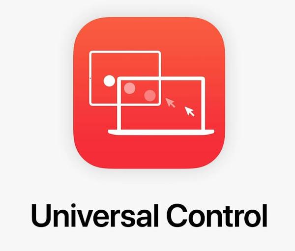 macOS ユニバーサルコントロール Logo