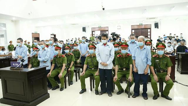 Những giọt nước mắt muộn màng từ phiên tòa Đồng Tâm