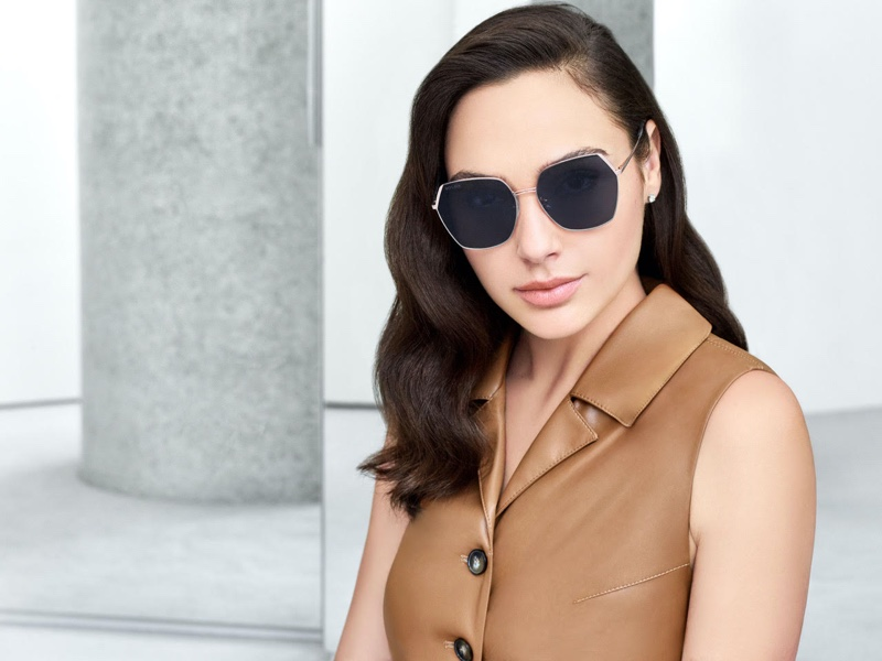 Bolon Eyewear Spring/Summer 2020 Campaign starring Gal Gadot