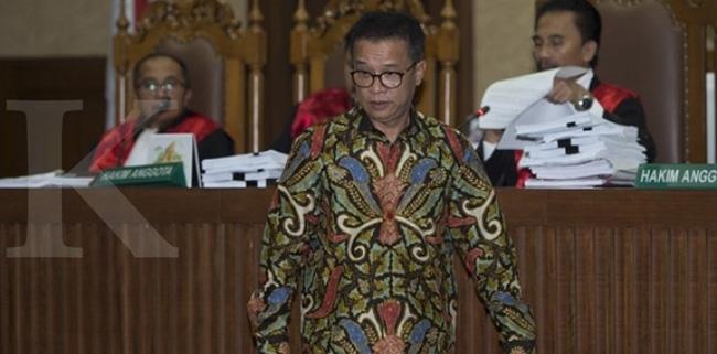 Adik Kandung Eks Mendagri Kembali Jalani Pemeriksaan Penyidik KPK Sebagai Saksi Tannos
