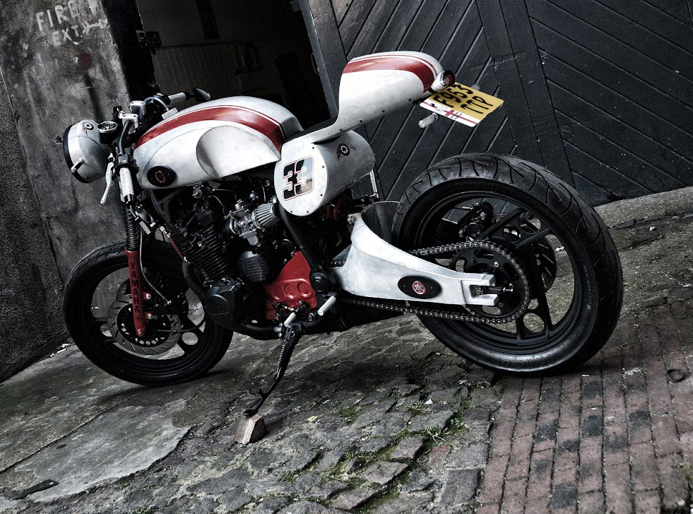 Yamaha XJ 33 Cafe Racer | Return of the Cafe Racers