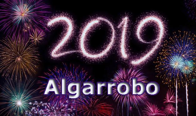 Algarrobo Digital Con 12 Minutos De Fuegos Pirotecnicos Frente Al