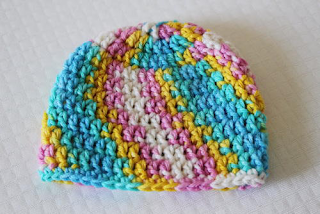 Adorable Crochet Beanie Hat