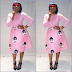 Yemi alade looks different as she stuns in pink