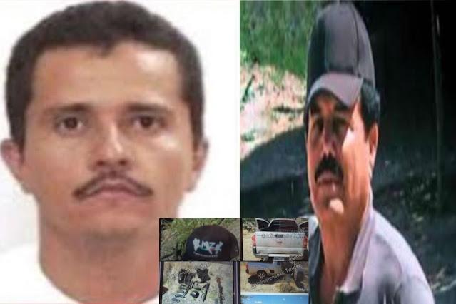 Fotos; Sicarios de El CJNG le dan piso en Fresnillo Zacatecas a 5 elementos de El Mayo Zambada del grupo elite