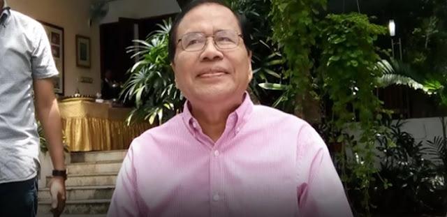 Kapolri Copot Brigjen Prasetyo Utomo, Rizal Ramli Acungkan Dua Jempol Lalu Tersenyum