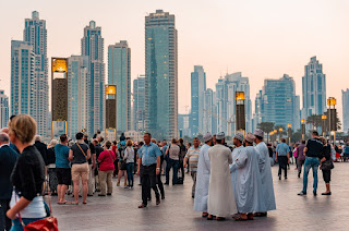 UAE Visa requirements, Process of Dubai Visa