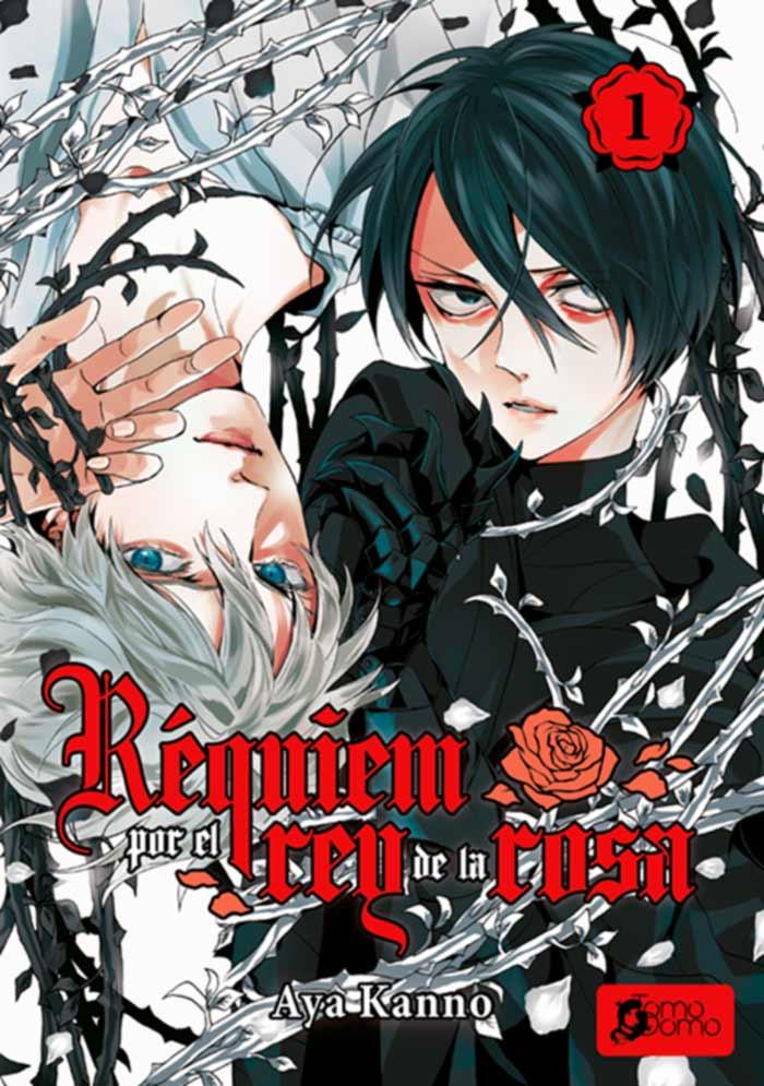 Réquiem por el rey de la rosa (Baraou no Souretsu) - Ediciones Tomodomo