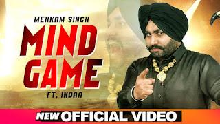 Mind Game Lyrics Mekham Singh