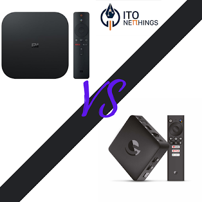 Xiaomi Mi Box S vs Engel EN1015K