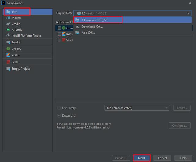 IntelliJ Idea download and installation tutorial for Windows 10 (Java)