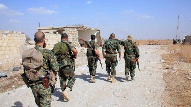 Belasan Tentara Syiah Tewas di Aleppo