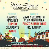 Escenario Urban Stage Sonorama Ribera 2019
