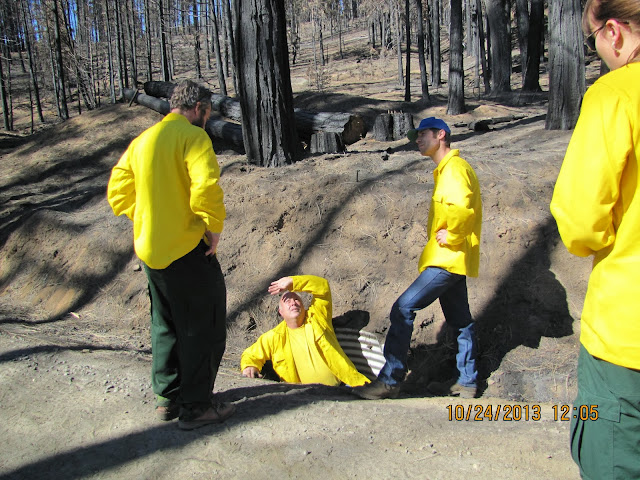 USFS Burned Area Emergency Response (BAER)