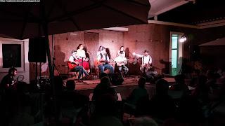 PORTUGAL, EVENT / Atar e Pôr ao Fumeiro (Música Tradicional Alentejana), Às Quintas no Quintal, Animação de Verão, Odemira, Portugal