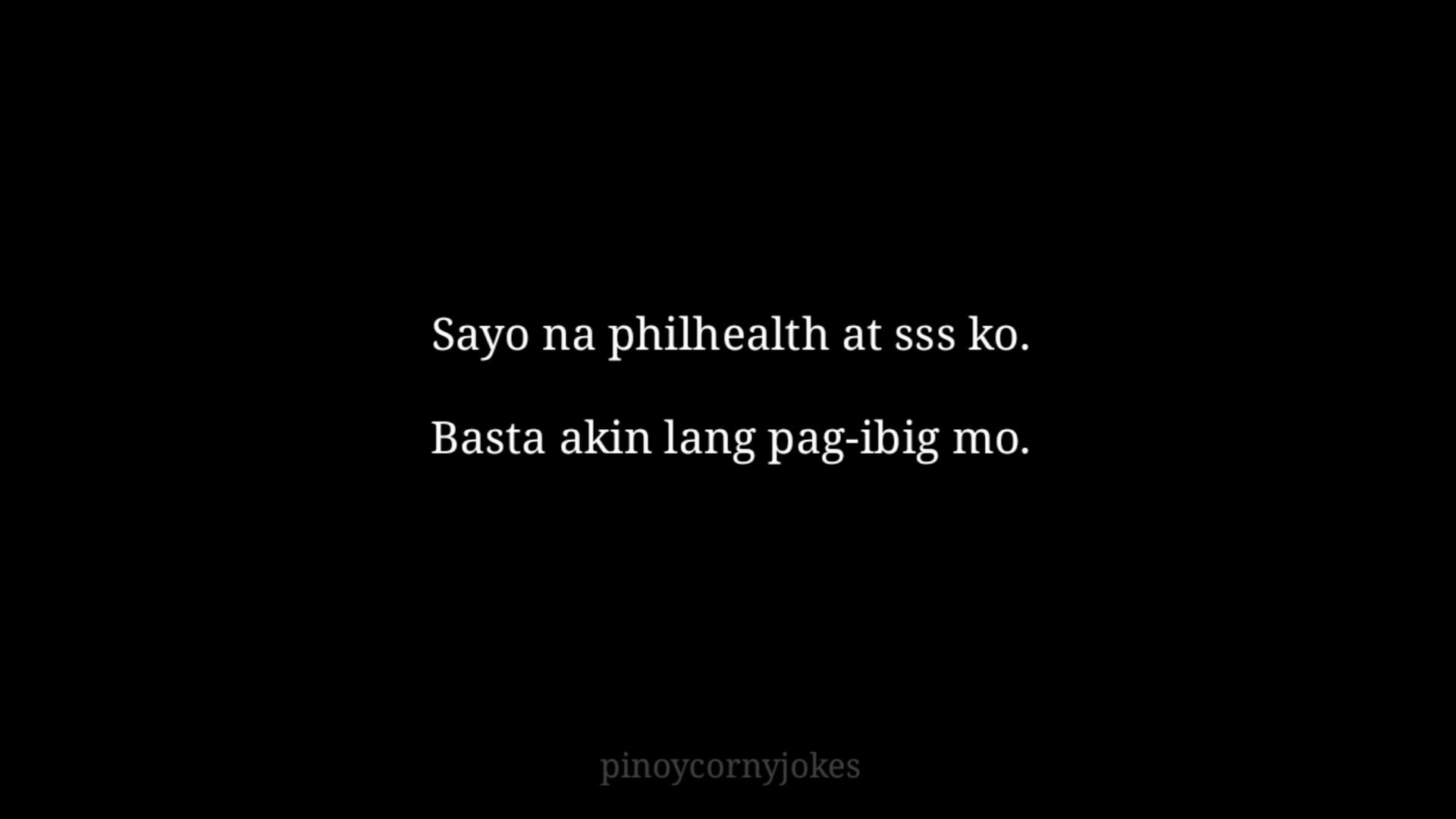 Philhealth Pick Up Lines Ph