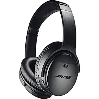 Headphone Bose QuietComfort 35 II untuk Traveling