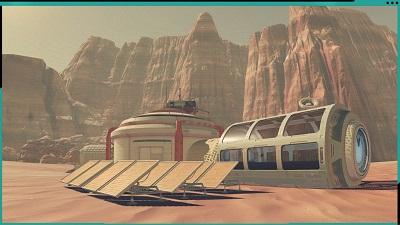 Mars Alive Gameplay
