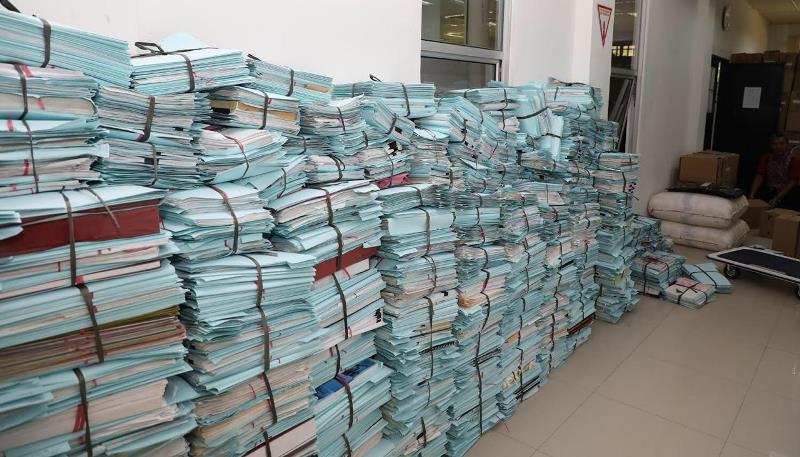 Kelola Arsip 2019, BP Batam Hasilkan 450.000 Dokumen