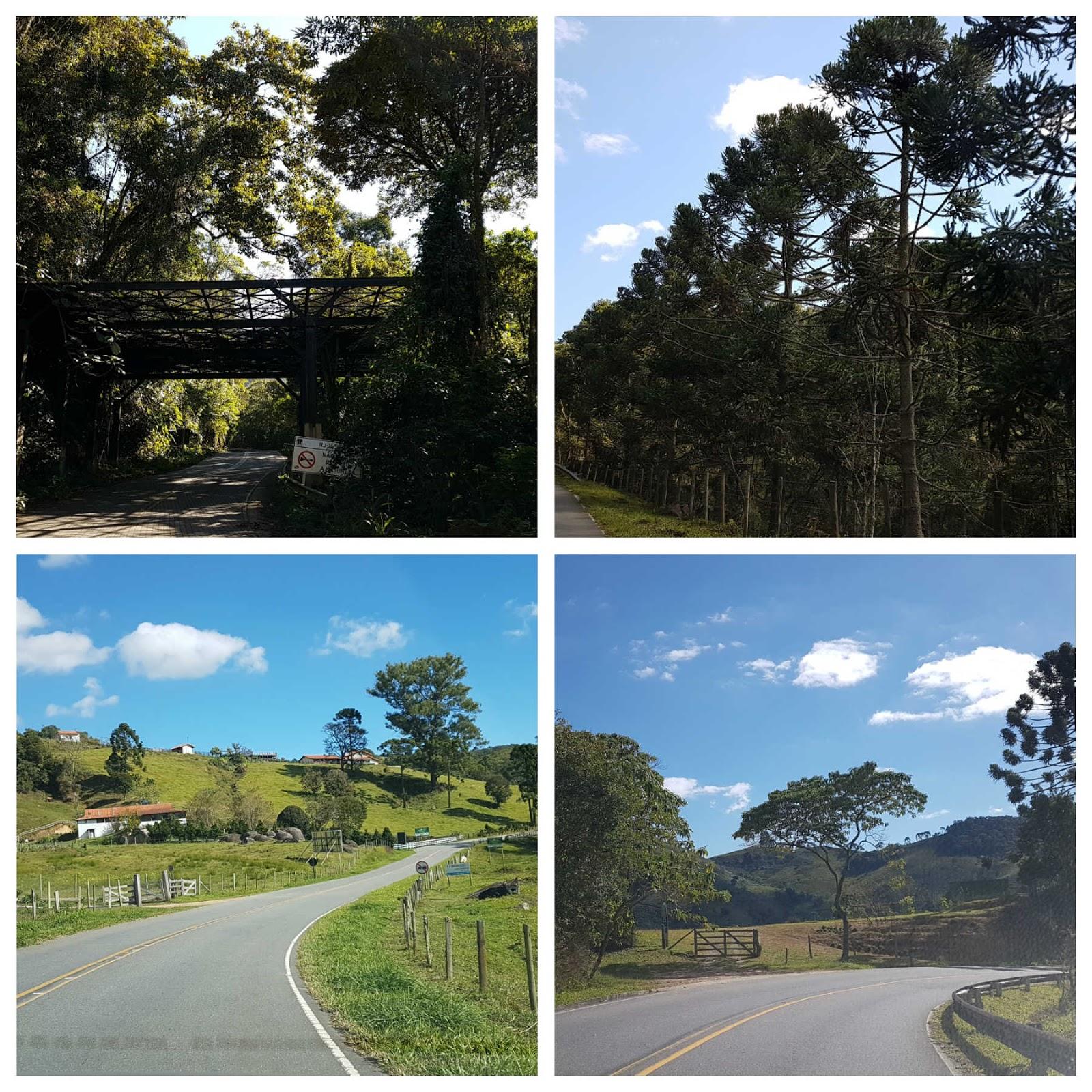 O que fazer em Cunha, SP: bate e volta de Paraty.