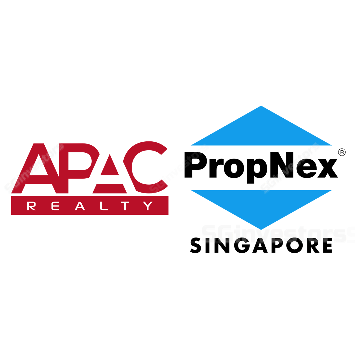 Singapore Property Brokerage Sector - APAC Realty and PropNex | SGinvestors.io