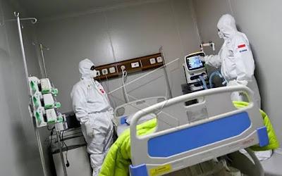 Biaya sewa hotel pasien OTG mencapai 1,9 M