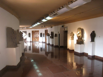 The National Museum New Delhi India