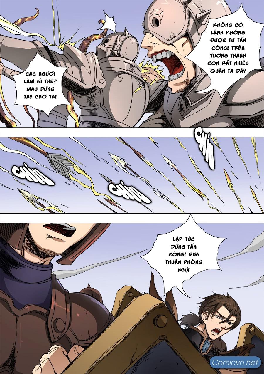 Đường Dần Tại Dị Giới Chap 198 - Trang 3