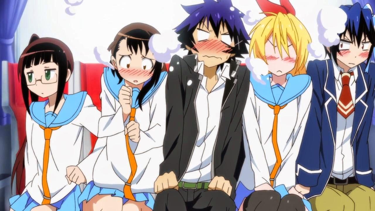 [7 Animes Indispensáveis] - Crunchyroll Nisekoi_Characters