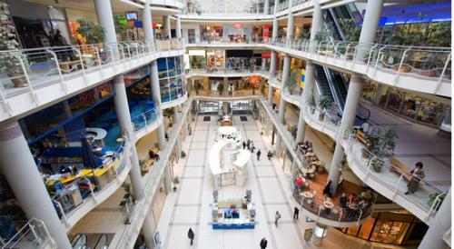 Thiết kế trung tâm thương mại dưới lòng đất là xu hướng hiện nay