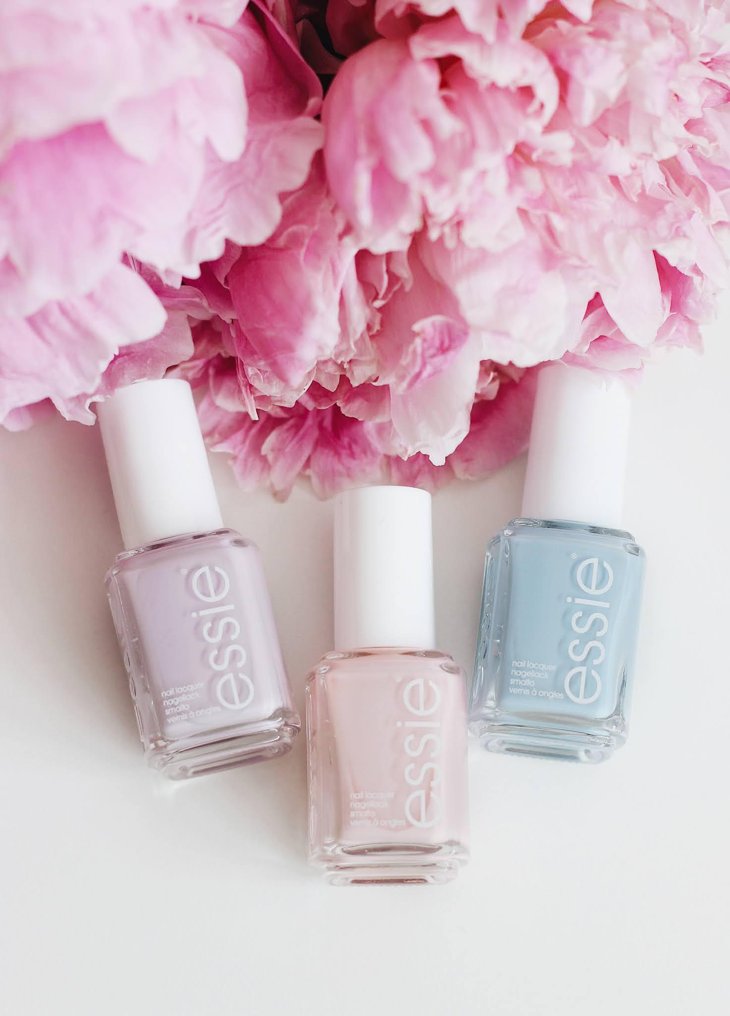 Essie Summer Nail Favourites